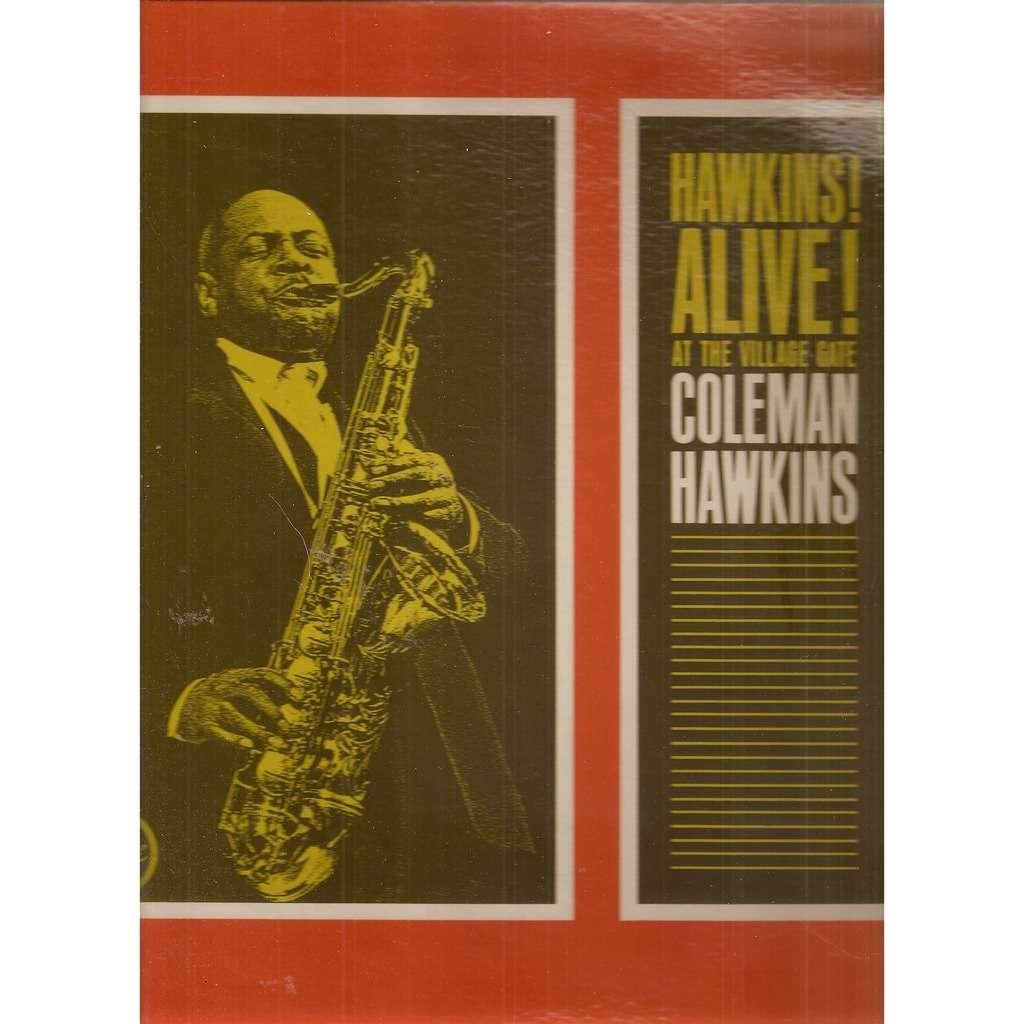 Coleman Hawkins Hawkins! Alive! At The Village Gate