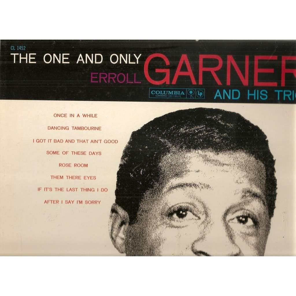 Erroll Garner The One And Only Erroll Garner