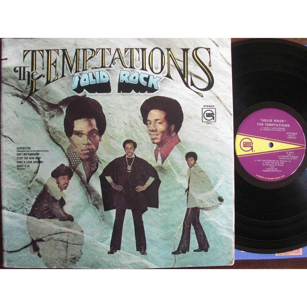 Temptations Solid Rock