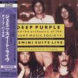 deep purple gemini suite live. ( mini lp papersleeve )