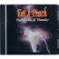 EAT A PEACH - turbulence & thunder - CD