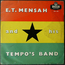 E.T. MENSAH & HIS TEMPOS BAND - a star of africa - 10 inch
