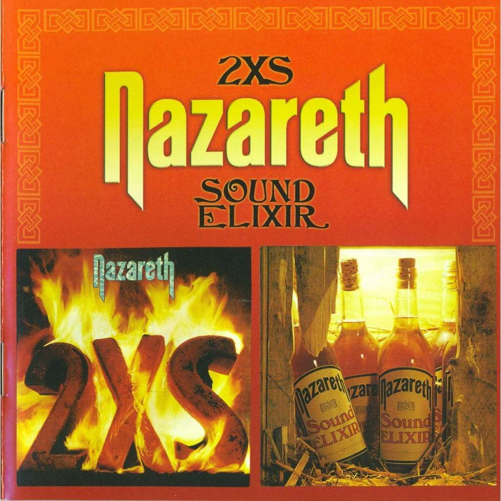Nazareth 2xs Records Lps Vinyl And Cds Musicstack