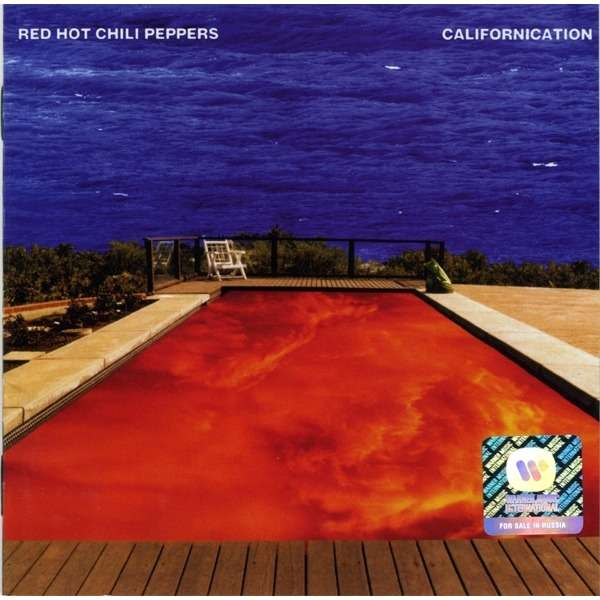 red hot chili peppers californication records lps vinyl
