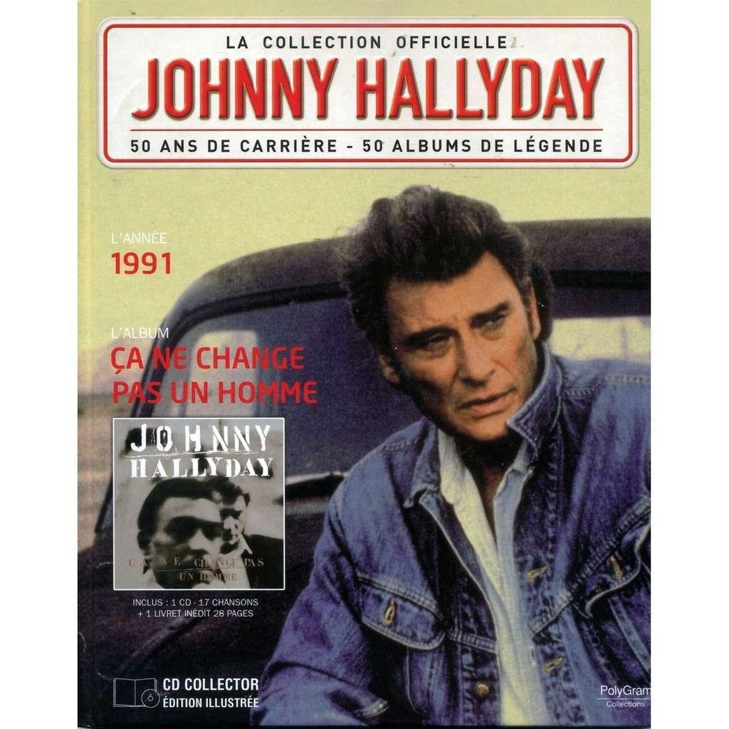 hallyday johnny 50 ans de carrière 1991