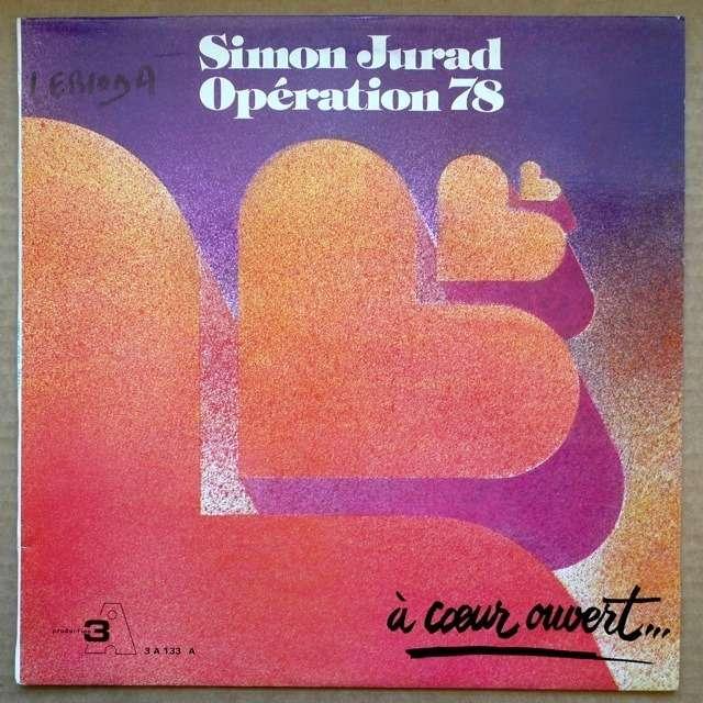 Simon Jurad - Operation 78 à coeur ouvert