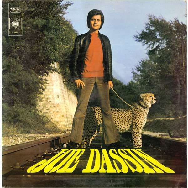 Joe Dassin La Fleur Aux Dents By Joe Dassin Lp With