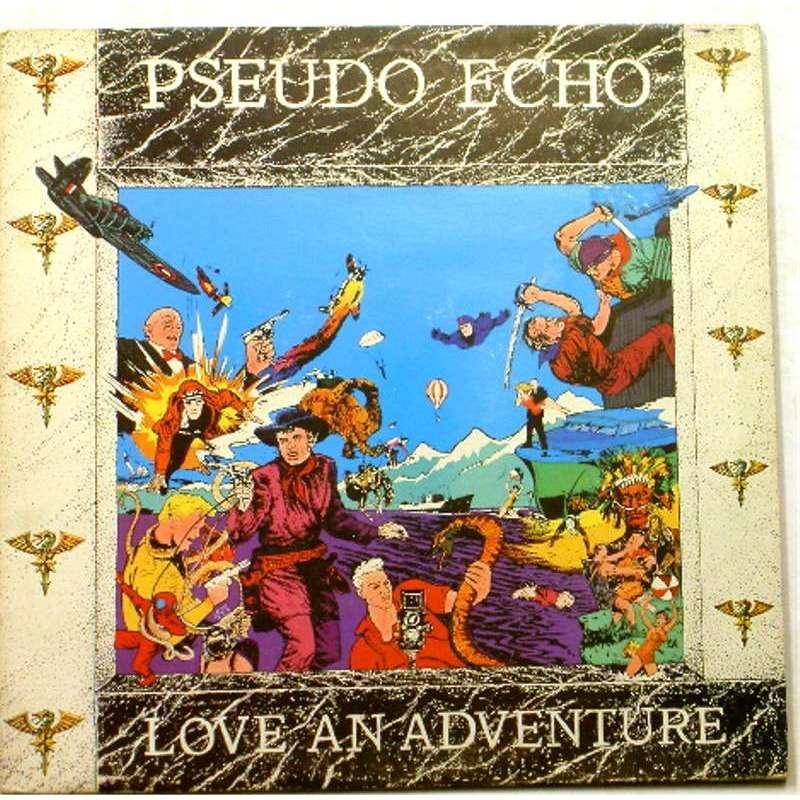 Pseudo Echo Love An Adventure