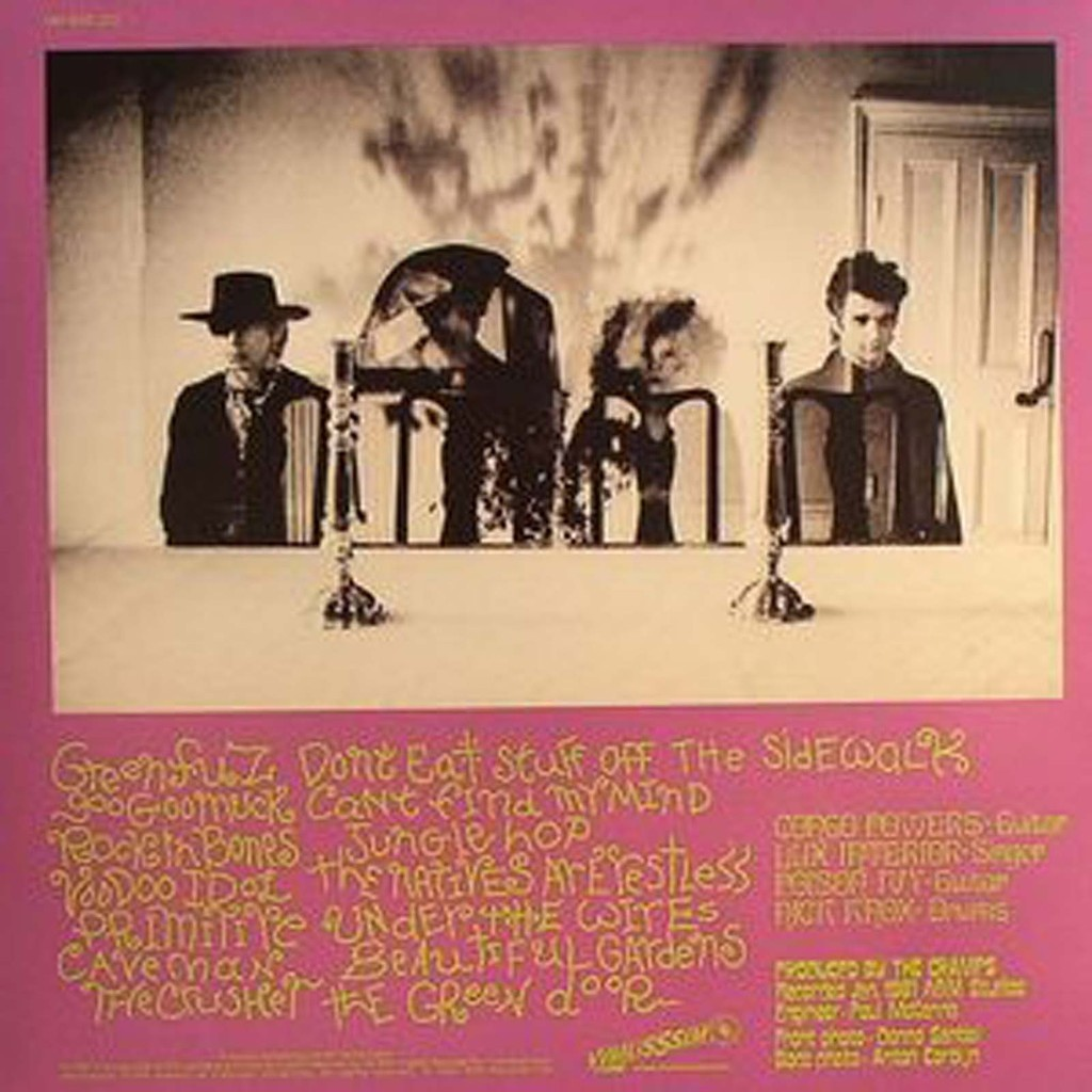 The Cramps The Crusher