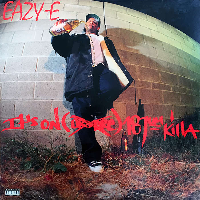 It S On Dr Dre 187um Killa By Eazy E Lp With Oldiers