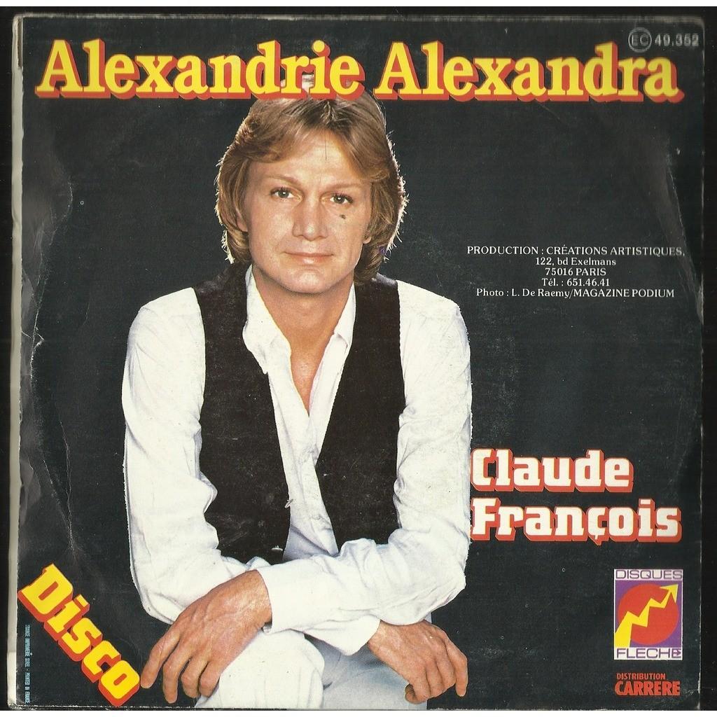 claude francois alexandrie alexandra