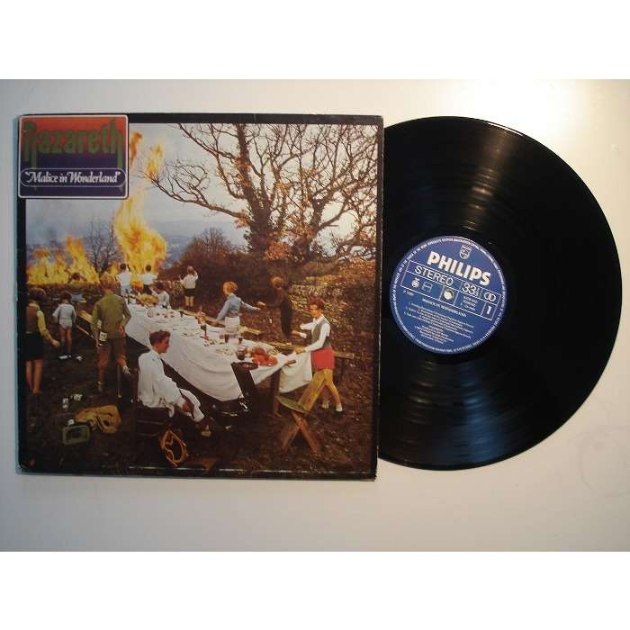 Nazareth Malice In Wonderland Records Lps Vinyl And Cds
