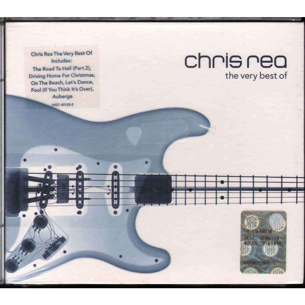 The Very Best Of By Chris Rea Cd With E Record Ref