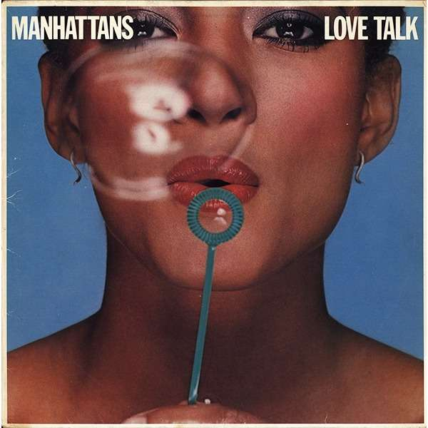 Manhattans - Love Talk Album