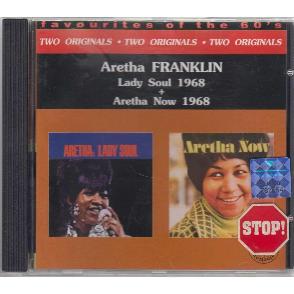 Aretha Franklin Lady Soul / Aretha Now Private Area Russia