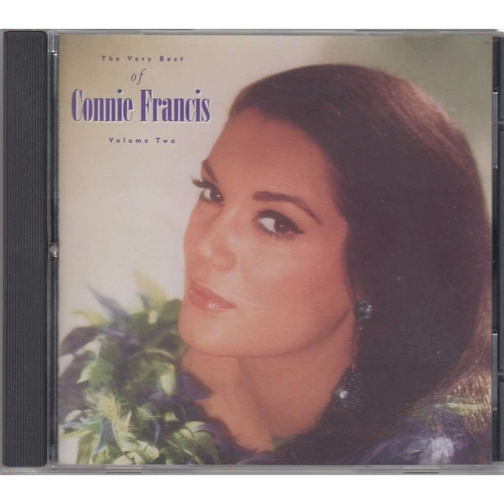 The Very Best Of Connie Francis Volume 2 Polydor Usa 1987