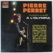 Perret Pierre A l'Olympia