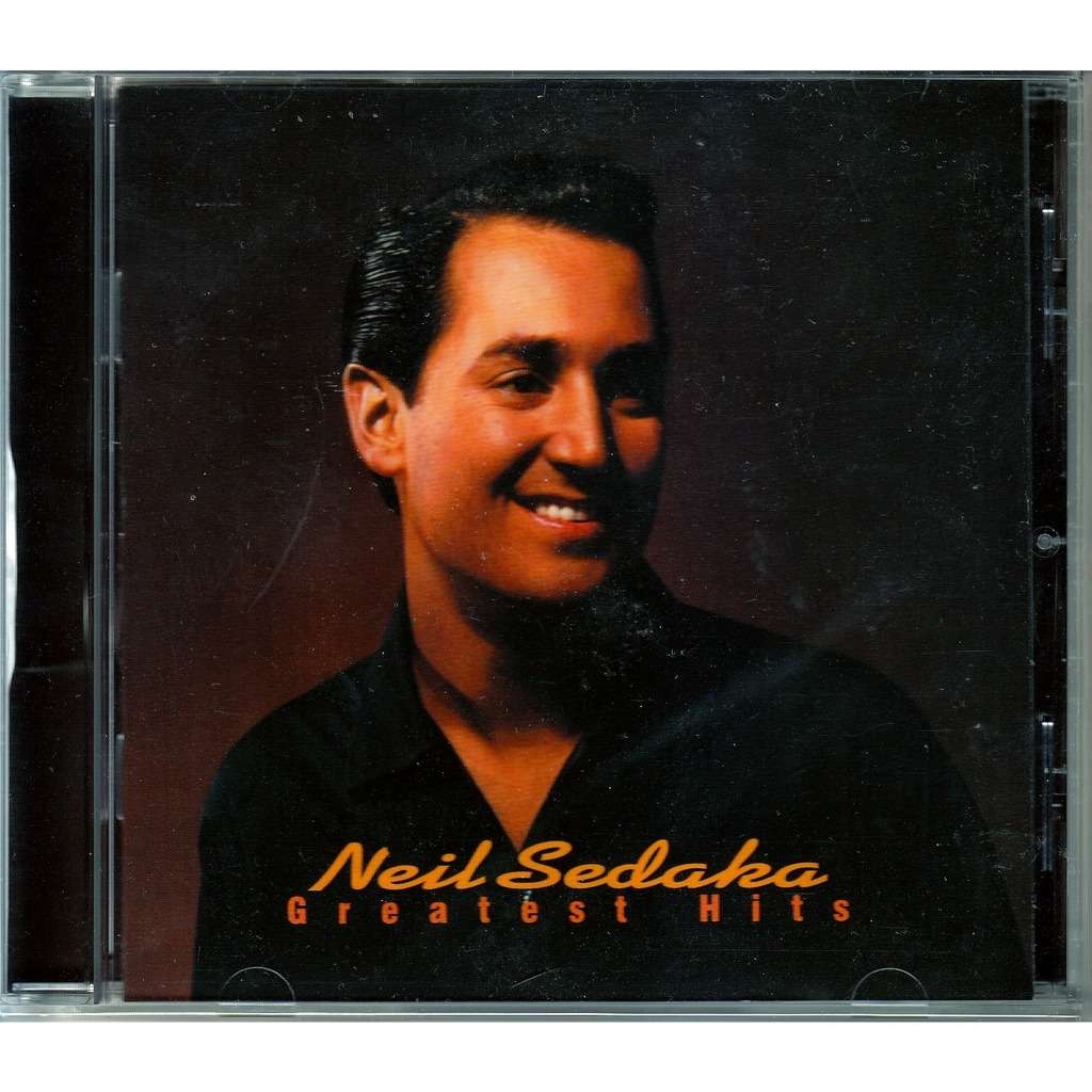 Greatest Hits Camden Deluxe Eu 2000 By Neil Sedaka Cd
