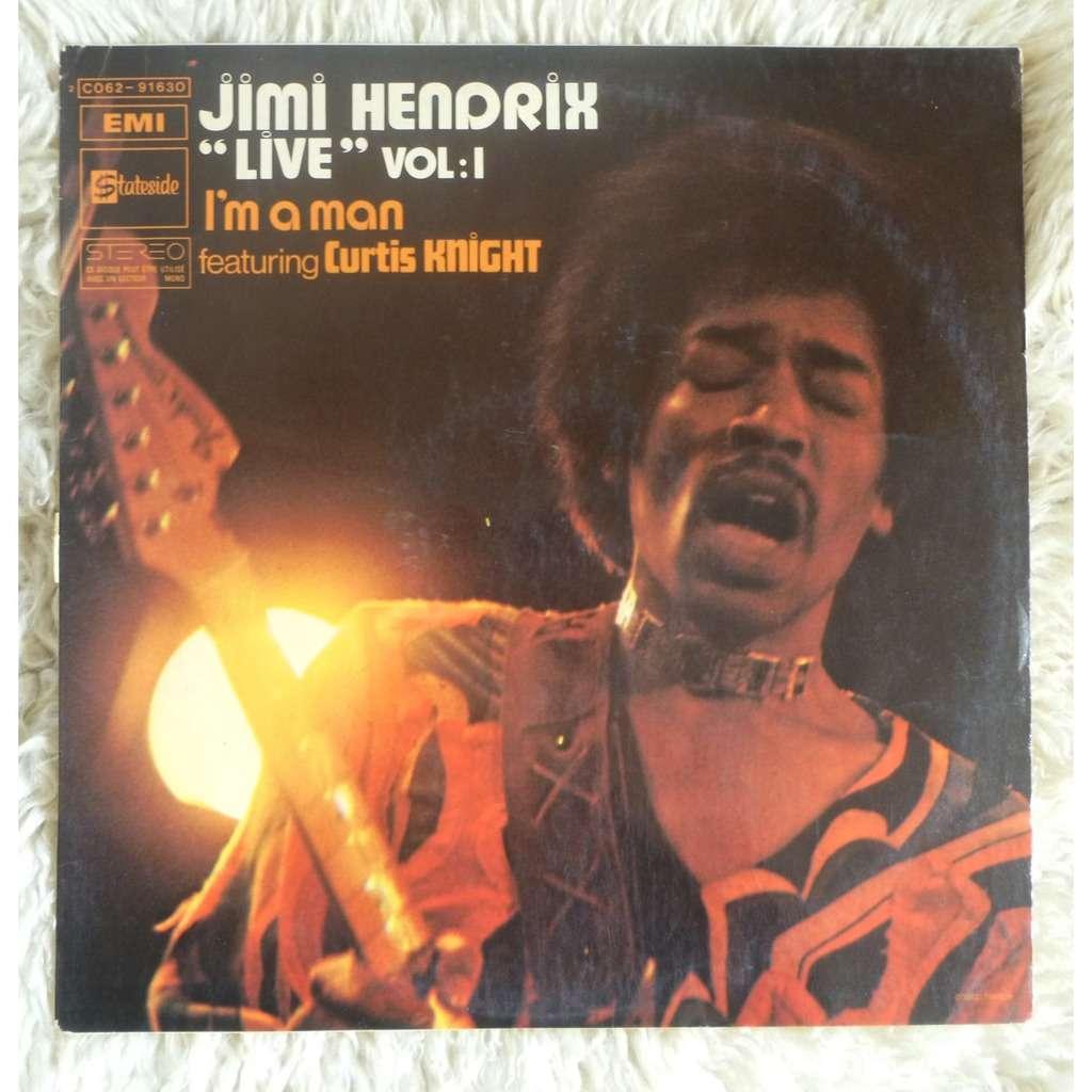 Jimi Hendrix live vol.1