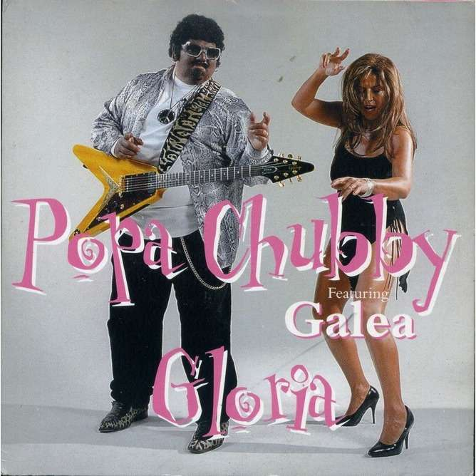 Indeed buffoonery, Cover popa chubby
