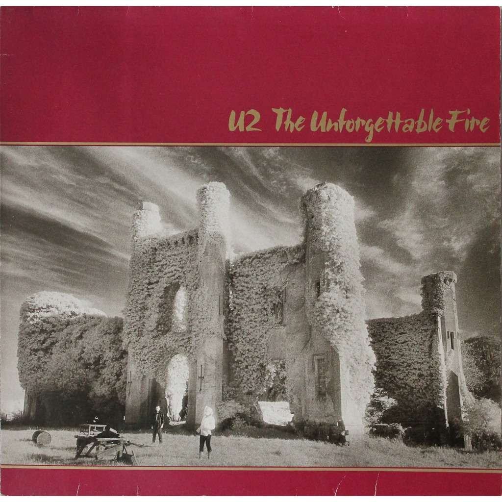 The Unforgettable Fire By U2 Lp With Pbr59 Ref 117653057