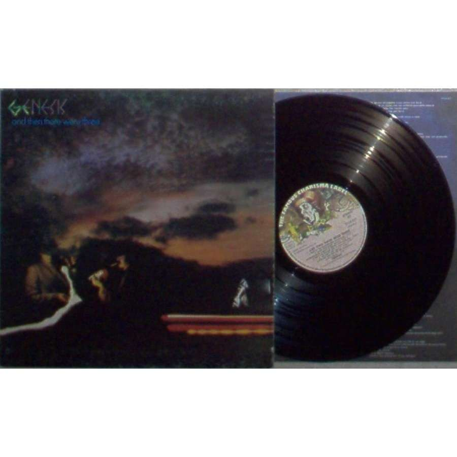 Genesis ......and then there were three.... (Italian 1978 11-trk LP gatefold ps & inner slv)