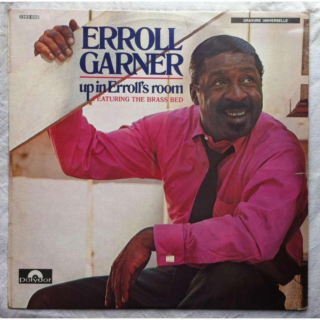 Erroll Garner feat. The Brass Bed Up in erroll's room