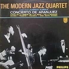 modern jazz quartet concierto de aranjuez