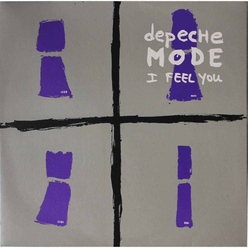 I feel you by Depeche Mode, 12inch with pbr59 - Ref:117654548
