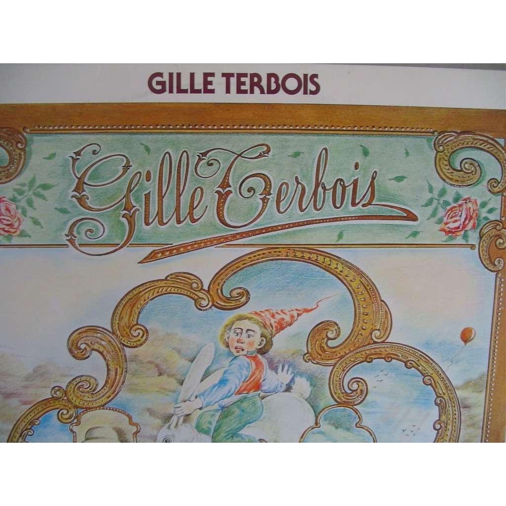 TERBOIS Gille BALLADES DANS LE MERVEILLEUX