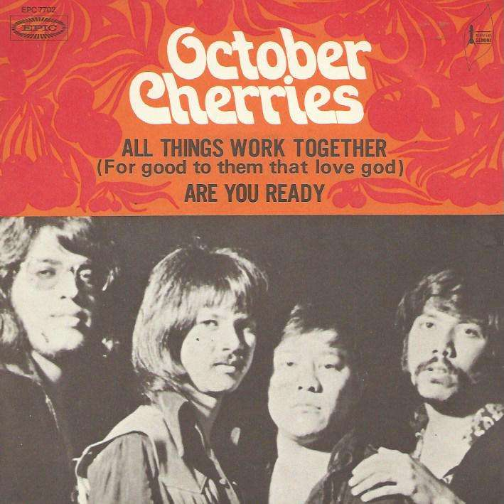 Cover OCTOBER CHERRIES  - All Things Work Together