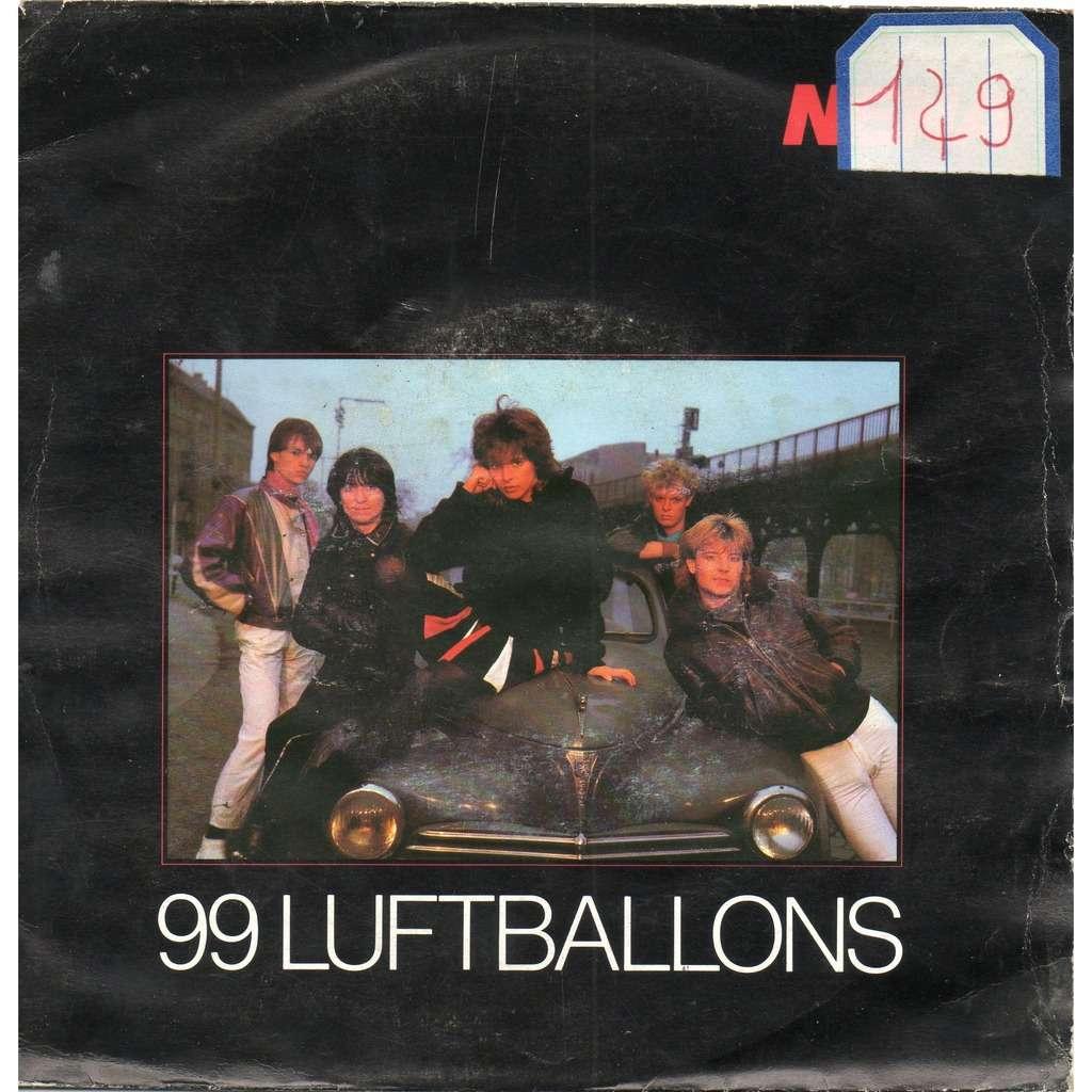 Nena 99 Luft Ballons Ich Bleib Im Bett