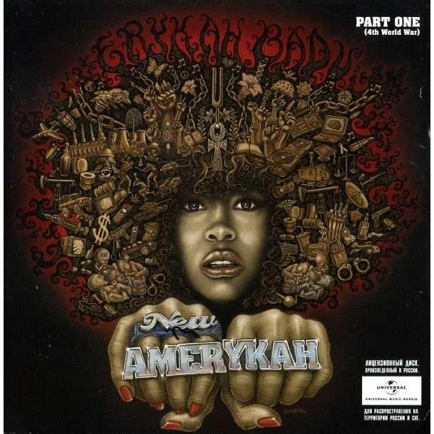 Erykah Badu New Amerykah Part One (4th World War)