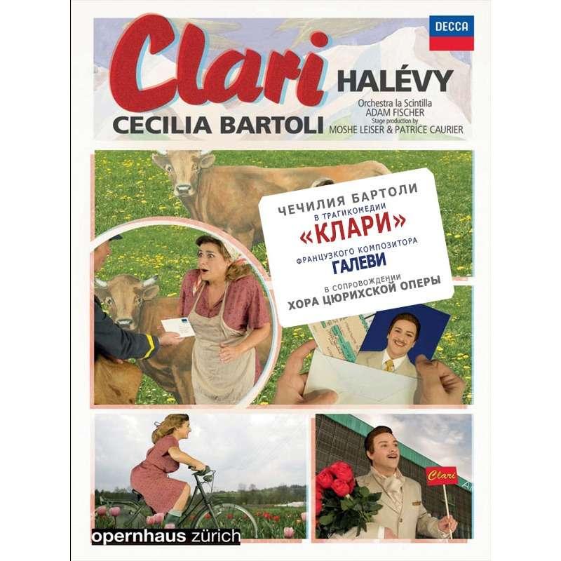 Cecilia Bartoli / Jacques Halevy Clari