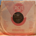 ELVIS PRESLEY WITH THE JORDANAIRES - All shook up / That's when your heartaches begin - 78 rpm
