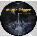 GRAVE DIGGER - The Dark Of The Sun (lp) Ltd Edit Pict-Disc -Ger - 33T