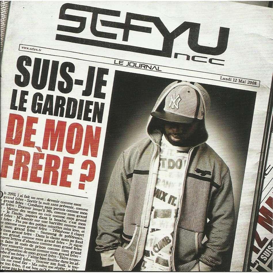 sefyu suis je le gardien de mon frere album