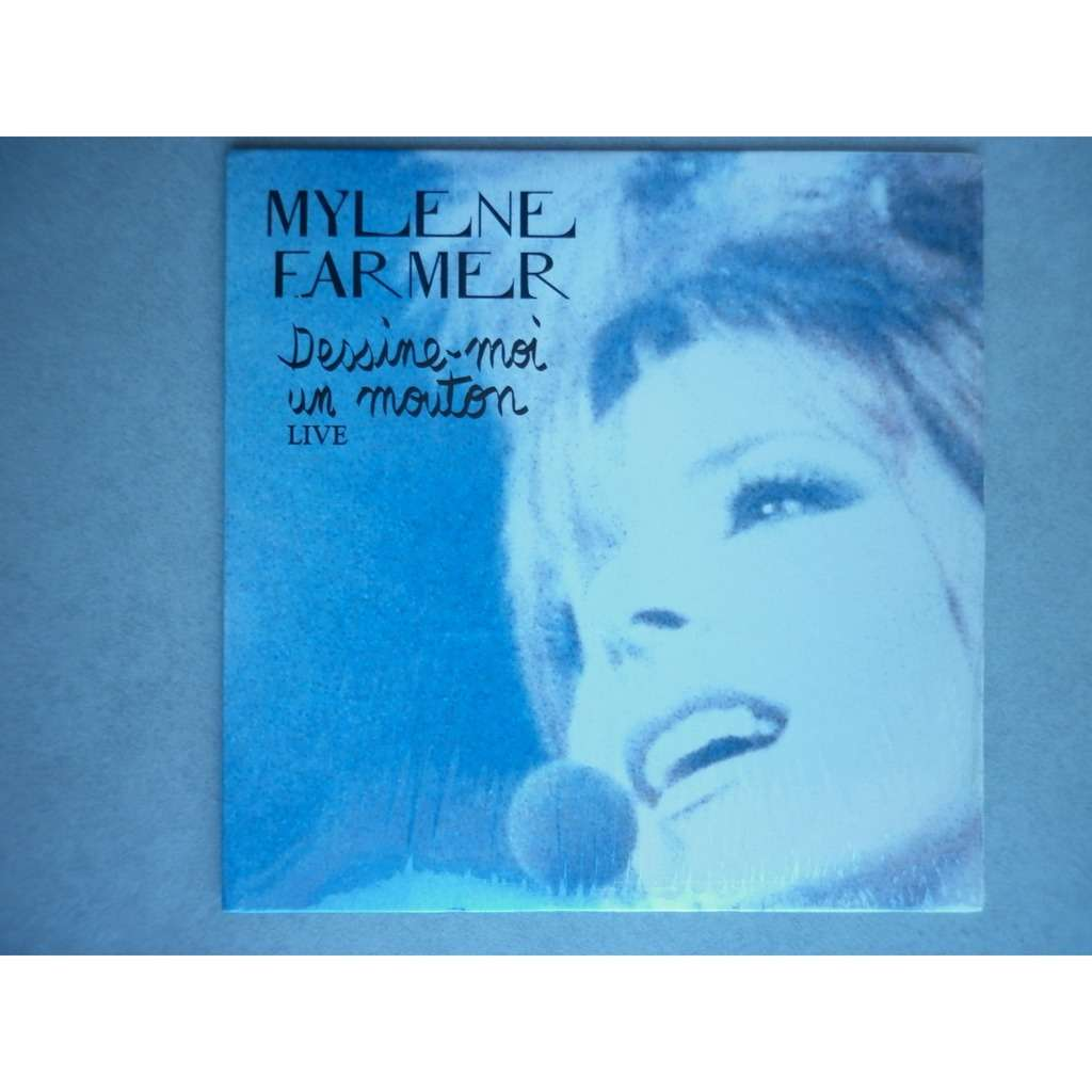 Mylene Farmer Dessine Moi Un Mouton Live