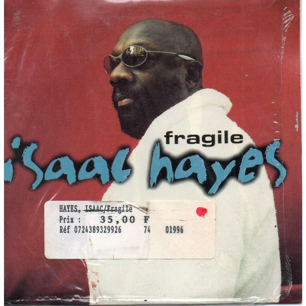 isaac hayes fragile / birth of shaft