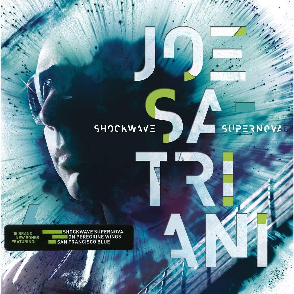 Joe Satriani Shockwave Supernova