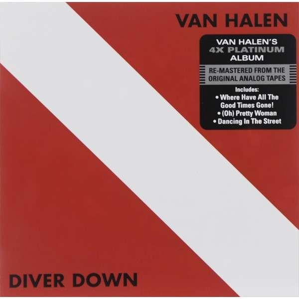Van Halen Driver Down album review