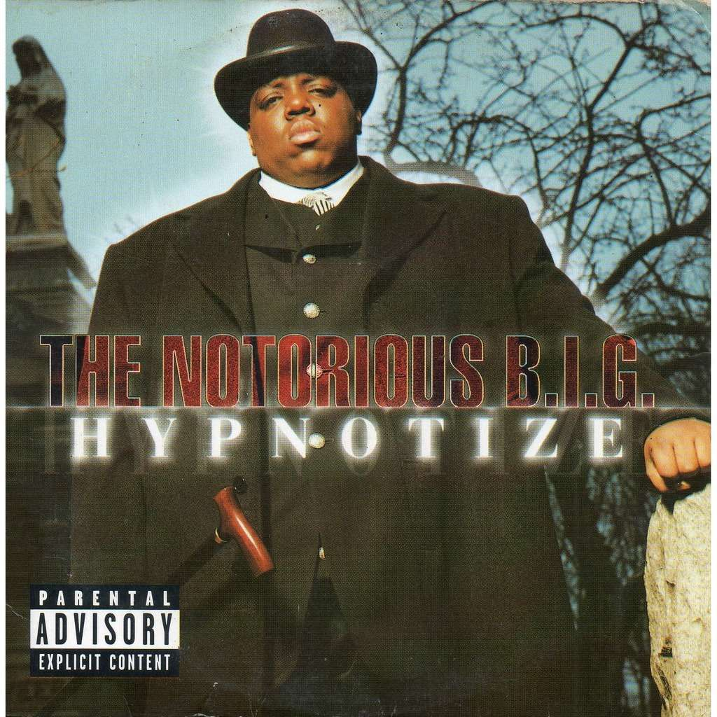 hypnotize i got a story to tell notorious b i g cdシングル