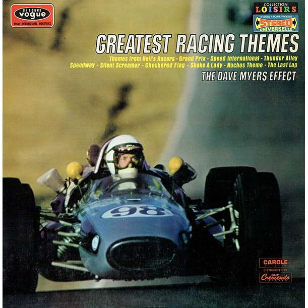 The Dave Myers Effect Greatest Racing Themes