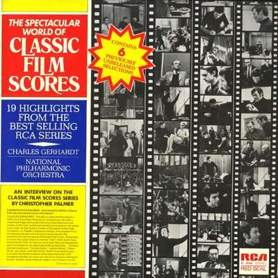 Various The Spectacular World Of Classic Film Scores