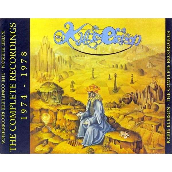 KYRIE ELEISON The Complete Recordings 1974 - 1978. Limited Edition, 1000 copies