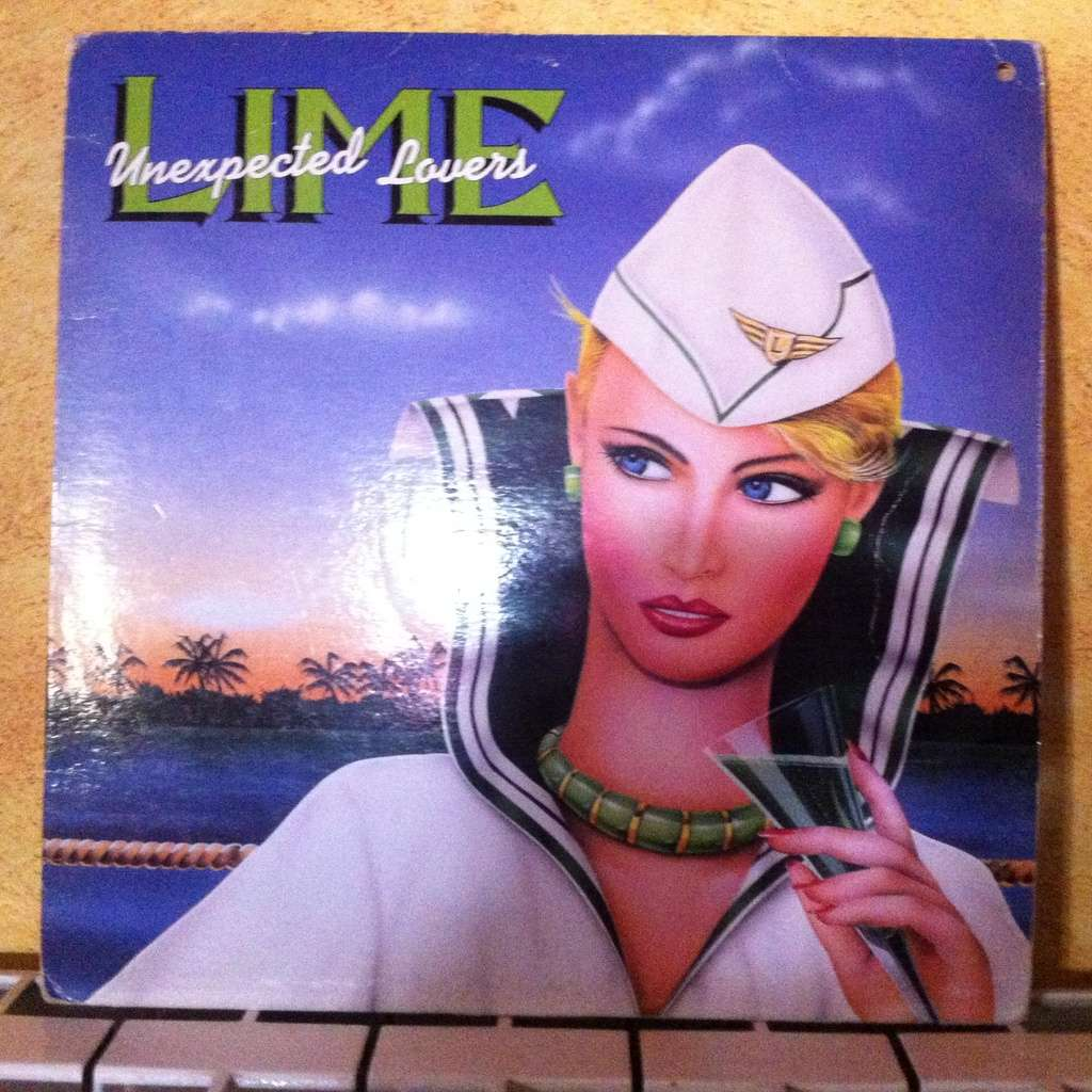 Lime Unexpected Lovers