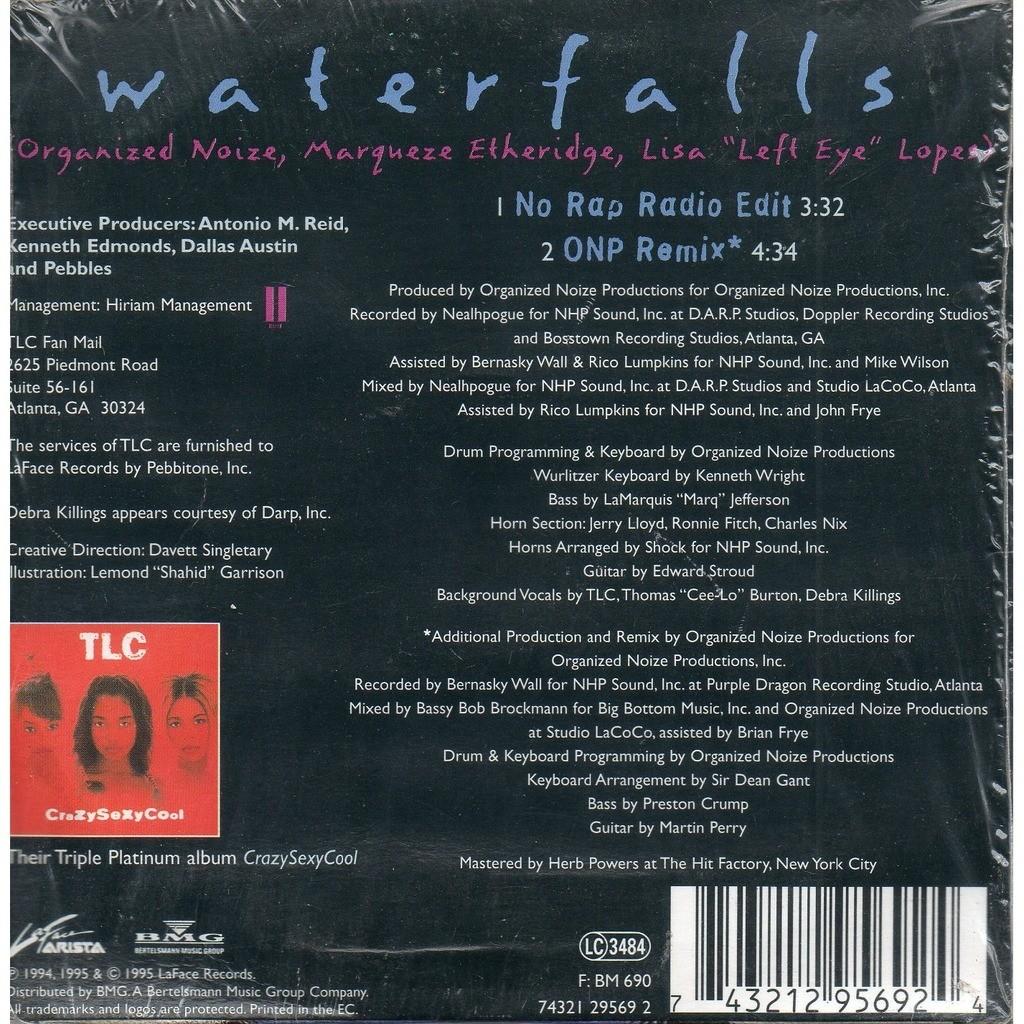 Waterfalls (no Rap Radio Edit) / Waterfalls (onp Remix) By
