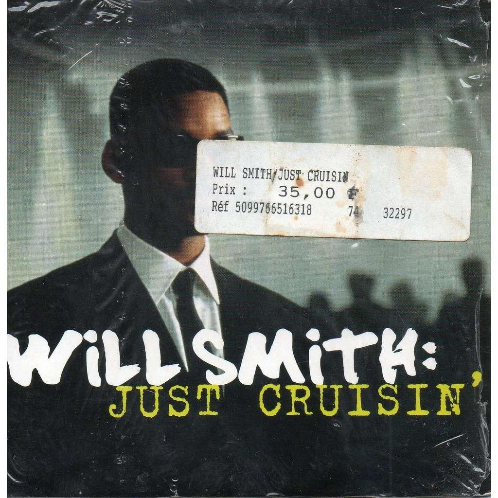 will smith Just Cruisin' / Just Cruisin' (Track Master Remix)