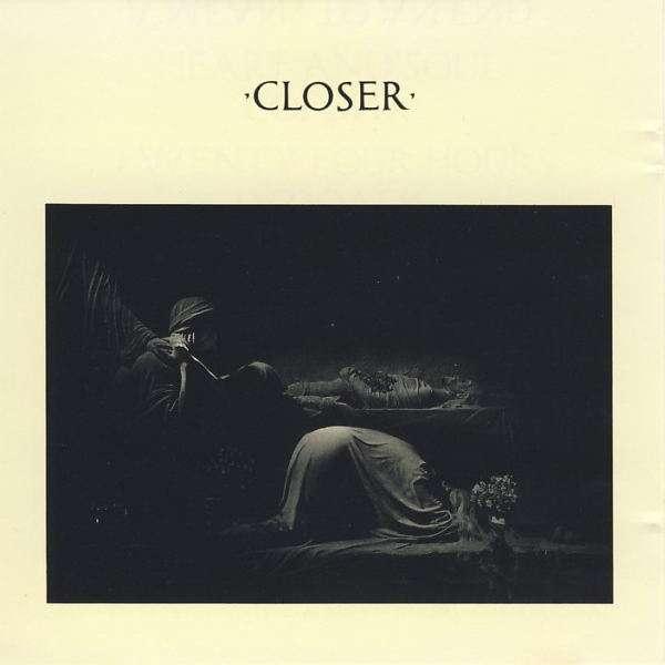 Joy Division - Closer Record