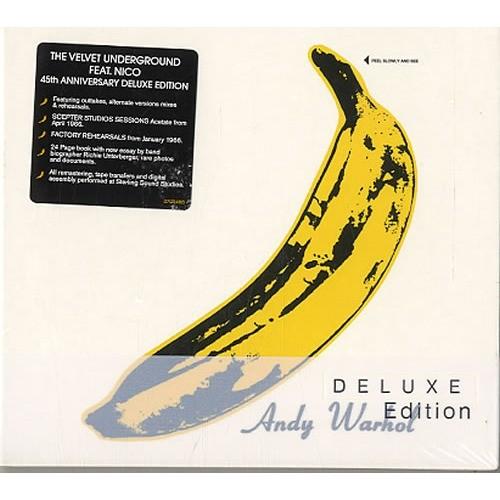 The Velvet Underground Amp Nico Deluxe Edition By Velvet